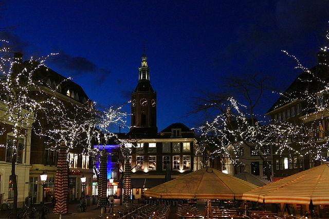 Haagse voorbijgangers over hun Kerst