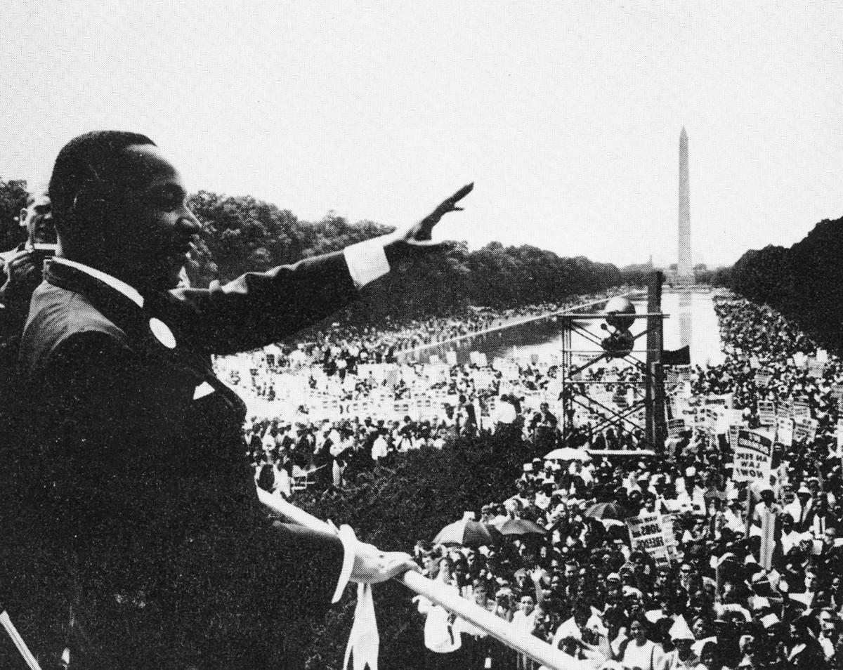 Film 'Selma': zitten blijven om op te staan