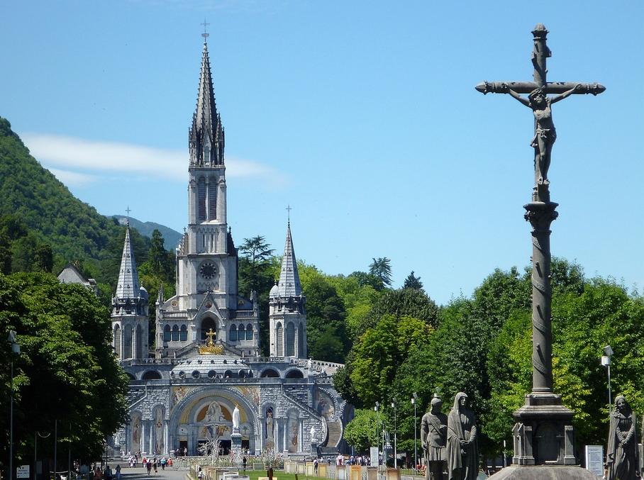 'Ik was zelfs huiverig voor Lourdes'