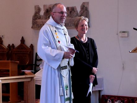 Anglicaanse priester Andrew Gready over gebed en genezing