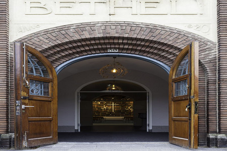 Kerkasiel Bethel ontvangt steun van CDA, D66 en ChristenUnie