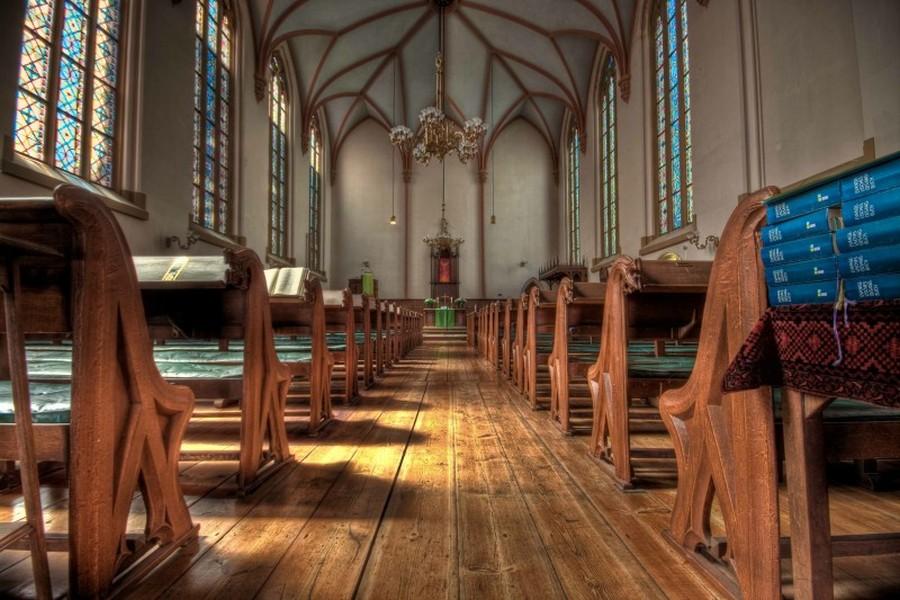 Kerkentest: Deutsche Evangelische Kirche