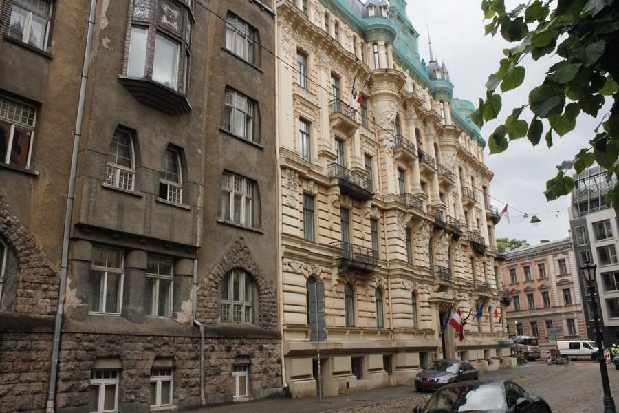 Baltische Berichten (7): Rode droom in het museum