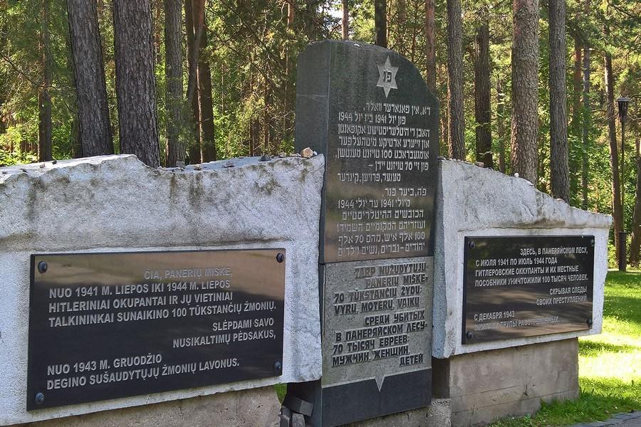 Baltische Berichten (4): Een schuldig bos