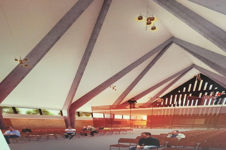 Pax Christikerk heeft toekomst door gloednieuw bouwplan