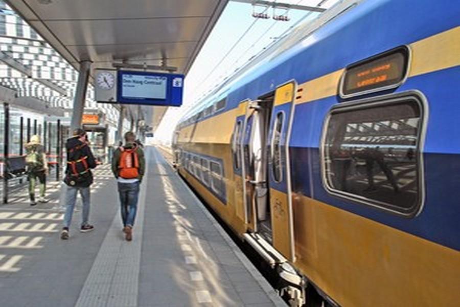 Wonder: Dat er treinen rijden