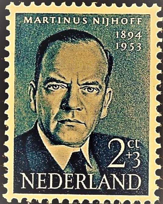 Martinus Nijhoff leerde de taal van zijn zingende moeder