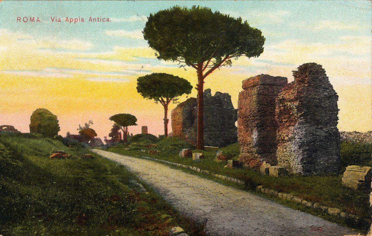 Gezichten van Rome