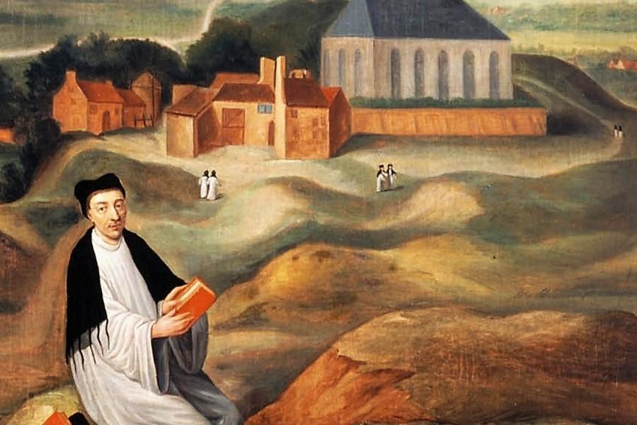 Bestseller 'heilig leven': lezing door John Batist (13/9)
