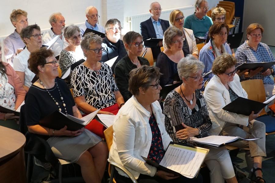 Jubileum Haags Dominicus-koor: oecumene ten top