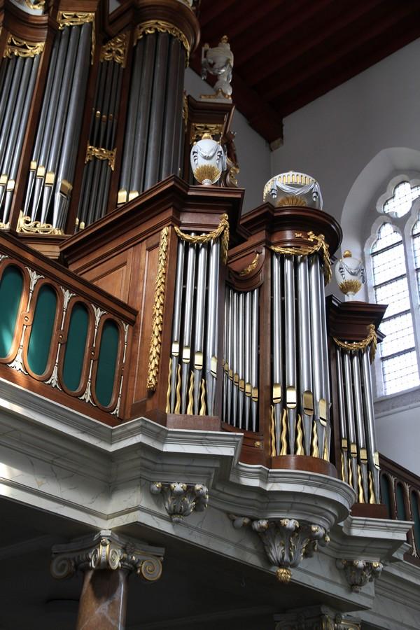 Orgelconcerten Abdijkerk trekken jong, oud en grote namen