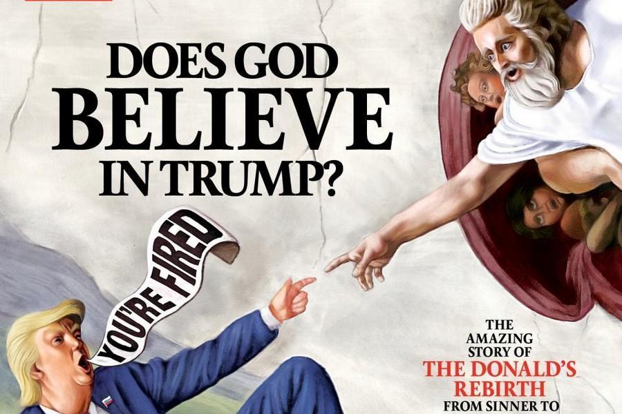 Waarom christenen op Trump stemmen (17/11)